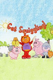 Get Squiggling Poster