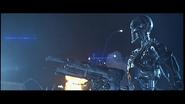Terminator 2 Judgement Day SKYWALKER, EXPLOSION - MASSIVE INFERNO ROARING