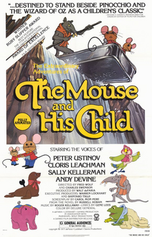 The Mouse & His Child