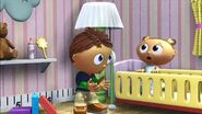 HUMAN, BABY - CRYING Super Why8