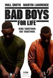 Bad Boys for Life (2020) Teaser Poster