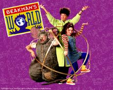 Beakman's World cover