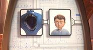 Monsters, Inc. Jurassic Park, T-Rex - Exclamation Roar