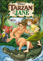 Tarzan and jane 2002 dvd cover
