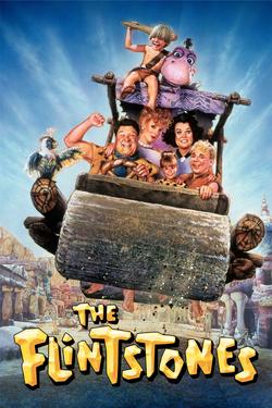 The Flintstones Movie Poster