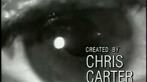 The X Files intro