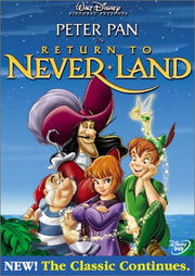 Return to Neverland DVD Cover