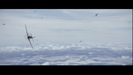 Red Tails SKYWALKER, AIRPLANE - STUKA SIREN SCREAM BY, SHORT (very high-pitched) 2