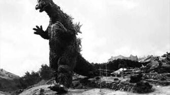 Showa Godzilla roars 2013 custom track