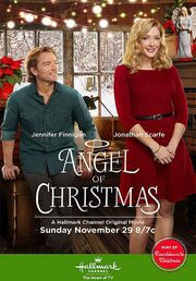 Angel of Christmas Poster