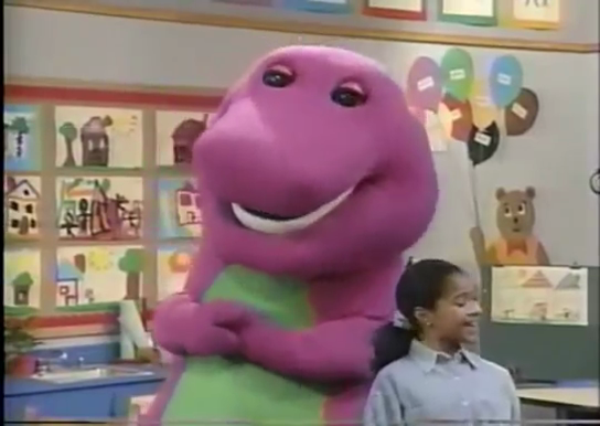 Barney & Friends Room For Everyone Sound Ideas
