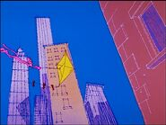 Pink Panther and Sons Go Fly A Kite CARTOON, WHISTLE - SLIDE WHISTLE LONG, SLOW WARBLE UP