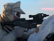 Empire Strikes Back SKYWALKER, BULLET - HOTH BLASTER RICOCHET