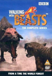 Walking with Beasts UK DVD Cover