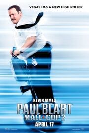 Paul Blart - Mall Cop 2 poster
