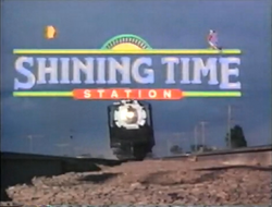 Shining time station title