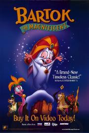 Bartok the magnificent cover