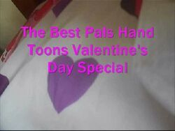 The Best Pals Hand Toons Valentine's Day Special (2015) Title Card