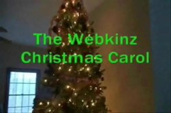 The Webkinz Christmas Carol (2016) Title Card