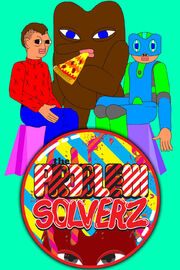 The Problem Solverz Poster