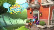 Abby's Flying Fairy School Title