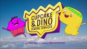 Cupcake & Dino General Services Title