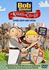 Bob the Builder The Knights of Can a Lot cover