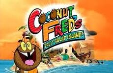 Coconut Fred's Fruit Salad Island Title