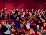 Disney Crowd Cheering Sound