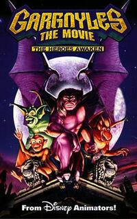 Gargoyles the Movie - The Heroes Awaken (1995)