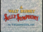 Silly symphonies title card