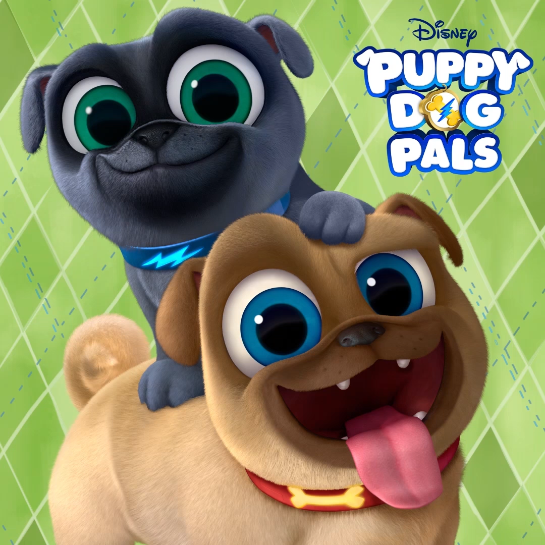 Puppy Dog Pals Soundeffects Wiki Fandom Powered By Wikia