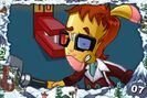 Neopets Advent Calendar Hollywoodedge, Descending Whistle CRT057802