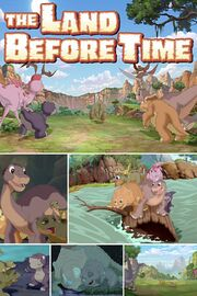 The Land Before Time TV Series Poster