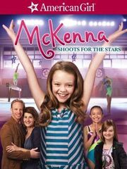 An American Girl McKenna Shoots for the Stars Cover