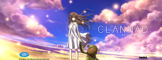 Clannad - After Story Cover