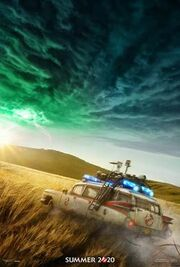 Ghostbusters Afterlife - teaser poster