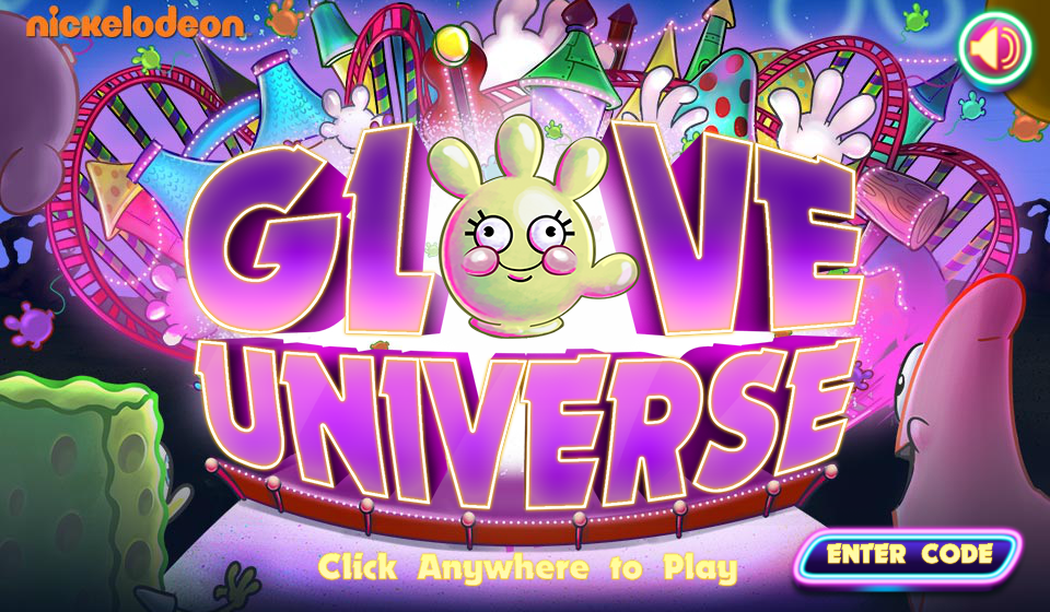 SpongeBob SquarePants: Glove Universe (Online Games) | Soundeffects