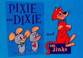 26. Pixie Dixie
