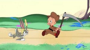 "Looney Tunes Cartoons Presents ""Dynamite Dance"" with Bugs Bunny and Elmer Fudd"