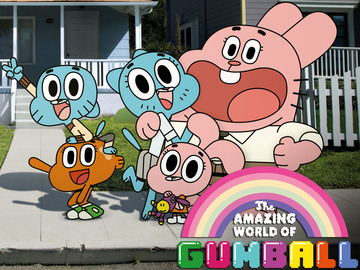 The Amazing World of Gumball   Soundeffects Wiki   FANDOM powered by