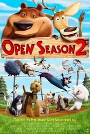 Open season 2 cover