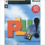MicrosoftPlus!95 CoverArt