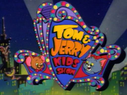Tom and jerry kids show title