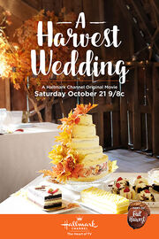 A Harvest Wedding Poster