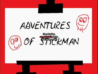 Adventures of Stickman 1960's logo