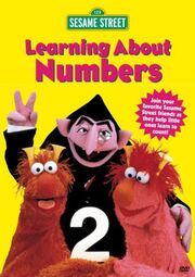 Sesame Street Learning About Numbers