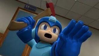 Super Angry Robot Megaman REUPLOAD