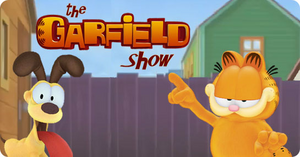 The garfield show cover