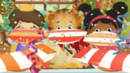 Daniel Tiger's Neighborhood Sound Ideas, PARTY, HORN - ONE BLOW, NOISEMAKER 01 and Sound Ideas, HORN, PARTY - THREE BLOWS, NOISEMAKER